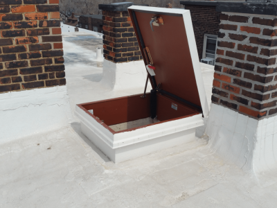 Silicon Roof - Hatch